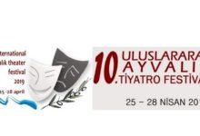 Photo of 10. Uluslararası Ayvalık Tiyatro Festivali Başvuruları…