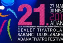 Photo of 21. Devlet Tiyatroları Sabancı Uluslararası Tiyatro Festivali programı belli oldu.