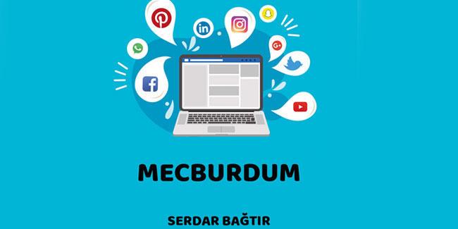 """Photo of Dijital pazarlamanın ilk romanı """"Mecburdum"""" raflarda!"""