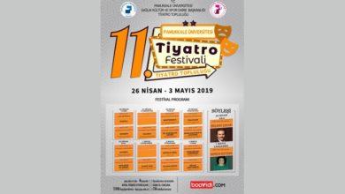 Photo of 11. Tiyatro Festivali Geliyor.