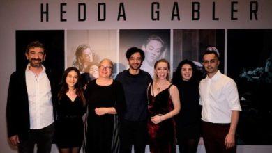 Photo of Hedda Gabler'ın galasına ünlü akını