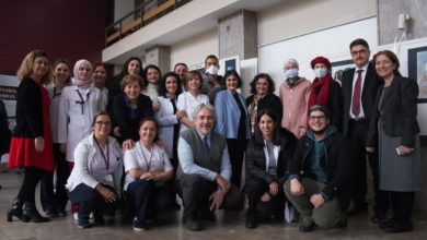 """Photo of Hematoloji hastaları """"ÇABA""""larını resimle buluşturdu"""