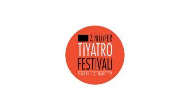 Photo of Nilüfer Tiyatro Festivali 7. kez perde diyor.