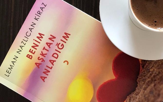 Photo of Genç Yazar Leman Nazlıcan Kiraz'ın Kitabı