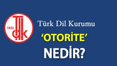 Photo of Otorite Ne Demek? Tdk'ya Göre Otorite Kelime Anlamı Nedir, Nasıl Kullanılır?