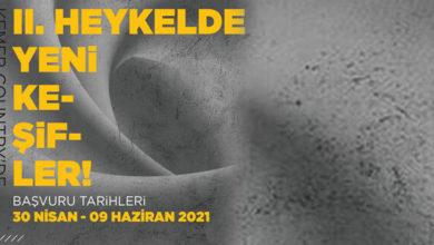 """Photo of """"II. Heykelde Yeni Keşifler"""" yarışması başladı"""